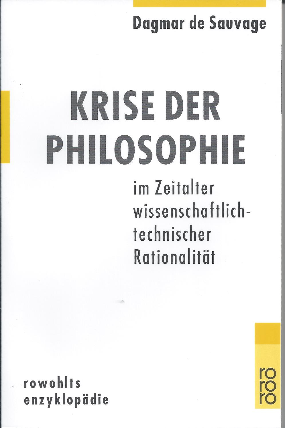 KriseDerPhilosophie